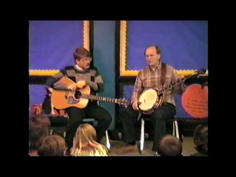 "Folk Music - Randall Franks & Jim ""Duck"" Adkins - Wildwood Flower - Foggy Mountain Breakdown"