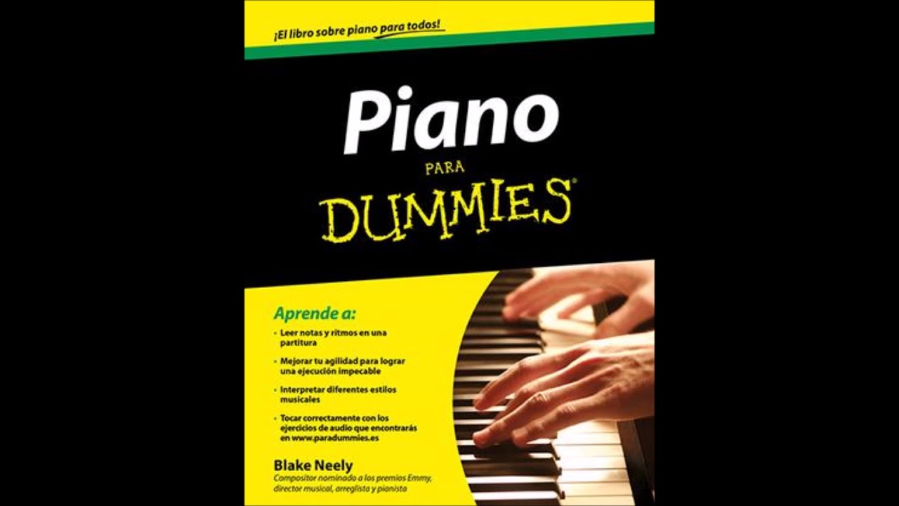 Descargar Libro Piano For Dummies Online - LibreriaMundial