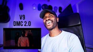V9 - DMC 2.0 (Prod By M1onthebeat) [Music Video] | Link Up TV [Reaction] | LeeToTheVI