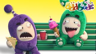 Oddbods | PICNIC | Funny Cartoons For Children