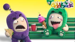 Oddbods Full Episodes - PICNIC | NEW | Funny Cartoons | The Oddbods Show