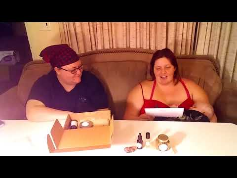 Tamed wild Apothecary unboxing September 2017 )0(