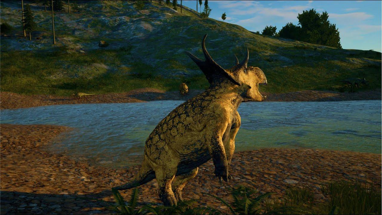 Download The Isle | Família de Diabloceratops encrenqueira | migração da treta | Prelude Realismo PT/BR