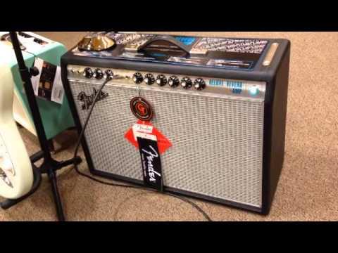 2014 Fender Silverface Deluxe Reverb '68 Custom