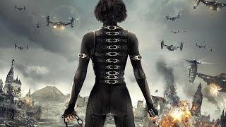Лучшая сцена из Обитель зла: Возмездие / Resident Evil 5