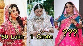 Video Most Expensive Wedding Dresses of Television Actress 2018 download MP3, 3GP, MP4, WEBM, AVI, FLV Juli 2018