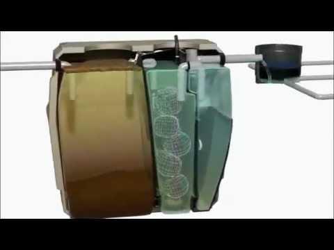 Micro Station D'Épuration Eloy - Youtube