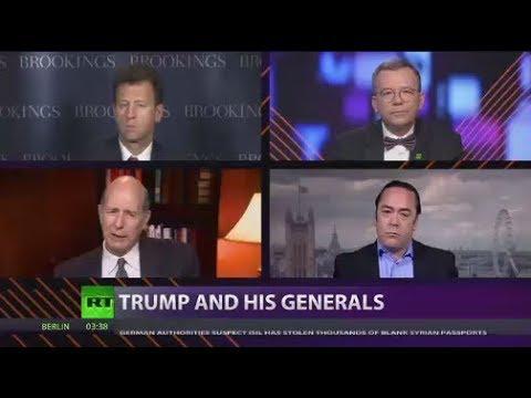 CrossTalk: Trump and His Generals