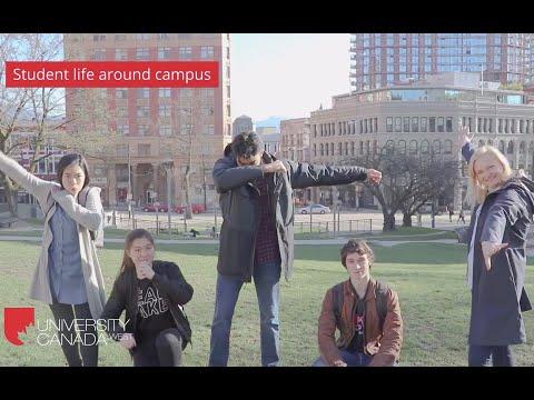 UCW Student Life Around The Campus