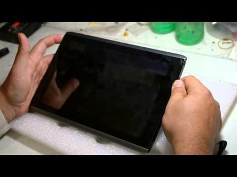 Восстановление планшета Acer Icona Tab A501 A500