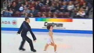 Петрова Тихонов Petrova Tikhonov  2005 Skate Canada EX (Dance Me To The End Of Love)