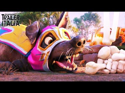 COCO  'Dante's Lunch'   della nuova animazione di Disney Pixar