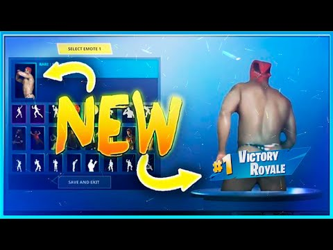 NEW Fortnite Meme Dances (Ricardo Milos, PewDiePie)