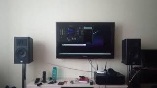 jBL Arena 130, Yamaha A-S 201,  Creative Sound Blaster OMNI SURROUND