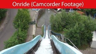 Hansa-Park - Super Splash - Onride (POV / Camcorder Footage)