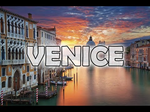Fun Facts About | VENICE, Italy | - YouTube