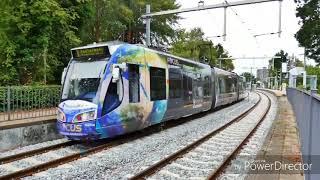 Treinspotten: Leidschendam-Voorburg (Randstadrail)