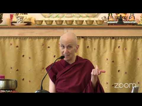 03 Q&A Session with Ven. Thubten Chodron 09-19-20