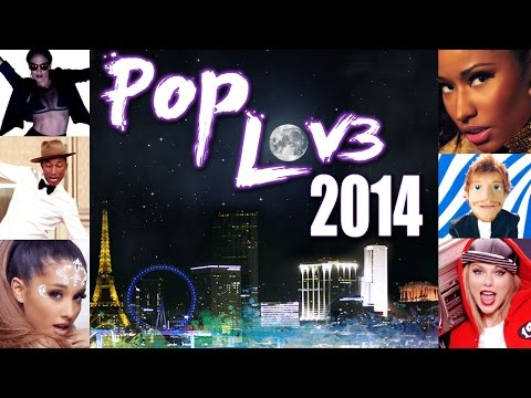 PopLove 3 | ♫ MASHUP OF 2014 | By Robin Skouteris  (55 songs)