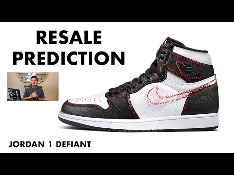 Air Jordan 1 Retro High OG Defiant