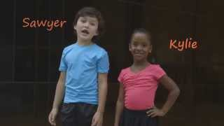 How to Sauté - Sawyer and Kylie visit the Houston Ballet!