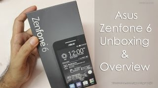 Asus Zenfone 6 Android Phablet Unboxing & Hands On Overview
