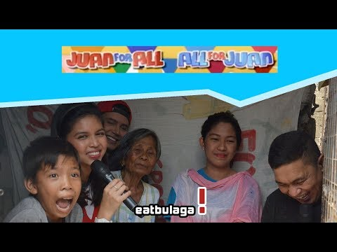 Juan For All, All For Juan Sugod Bahay | April 21, 2018
