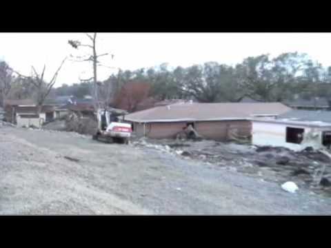 AMAZING FOOTAGE OF HURRICANE KATRINA - Episode 1