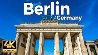 Berlin, Germany Walking Tour (4k Ultra HD 60fps)