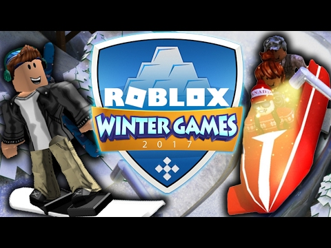 HOW TO GET EXCLUSIVE ROBLOX ITEMS!! (Roblox Winter Games 2017)