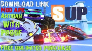 SUP MULTIPLAYER RACING MOD APK 1.6.8 DOWNLOAD WITH GAMEPLAY AND REVIEW