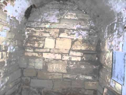 Dungeon Cells in old Missouri Prison