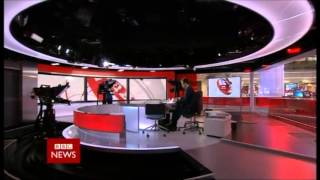 BBC News Channel - Tweaked Opening - 04/11/2013