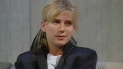 Imogen Stubbs - Wogan, 19th July 1989