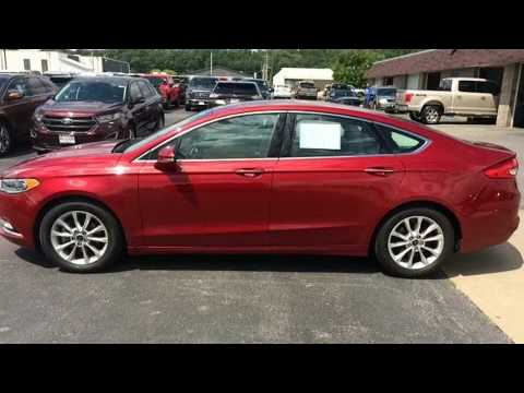 2017 ford fusion se in moline il 61265 youtube. Black Bedroom Furniture Sets. Home Design Ideas