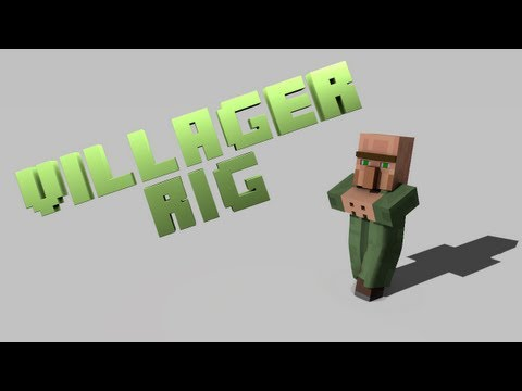 Villager Rig Walk Test (Free Download)