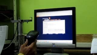 datalogic Quickscan QW2100 USB - Atualizaço de firmware e configuraço para leitura de boletos