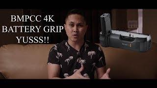 Blackmagic Pocket Cinema Camera 4K Battery Grip