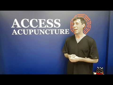 Acupuncture Works for Knee Pain