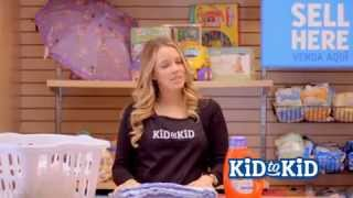 Earn more cash for apparel at Kid to Kid