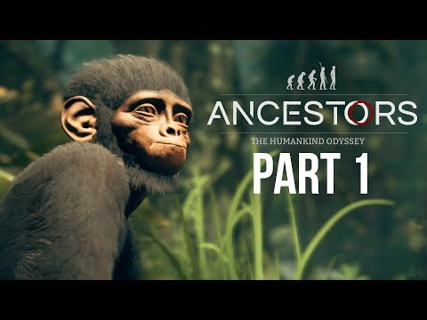 ANCESTORS THE HUMANKIND ODYSSEY Gameplay Walkthrough Part 1