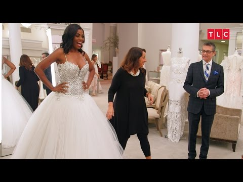 Is Omarosa Really Choosing This Racy Wedding Dress? | Say Yes to the Dress