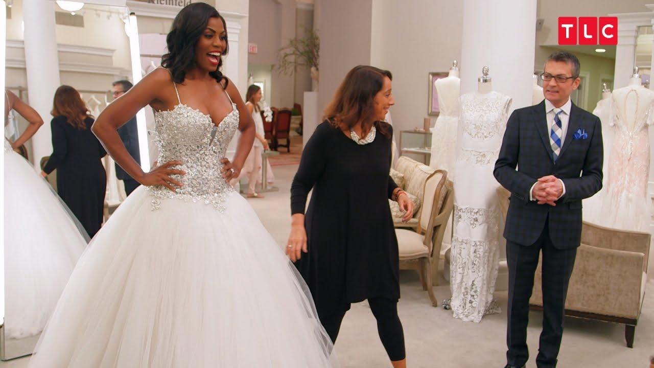 Is Omarosa Really Choosing This Racy Wedding Dress? | Say ...