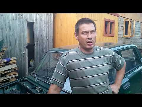 """Первый запуск двигателя ВАЗ 2103 на""""копейке"""" после капремонта."""