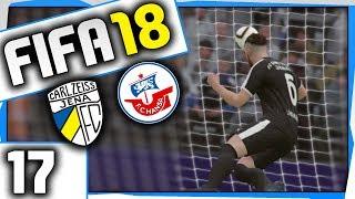 Überzeugend? ⚽ FIFA 18 | 3.Liga  ⚽ 17 - 12.Spieltag: Jena vs. Rostock