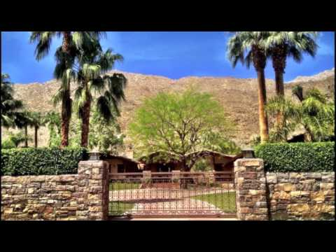 The Mesa, Palm Springs, CA - Tour of Beautiful Eclectic Homes - Celebrity Enclave