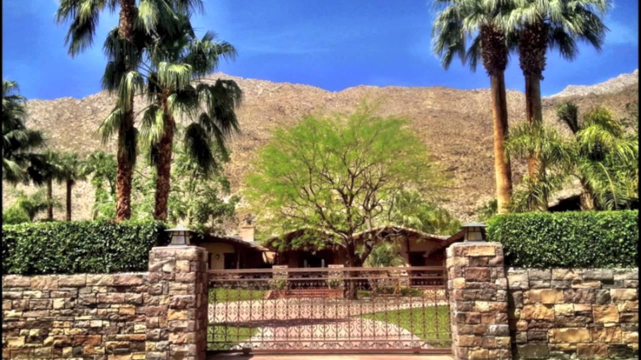 The mesa palm springs ca tour of beautiful eclectic for Celebrity tours palm springs california