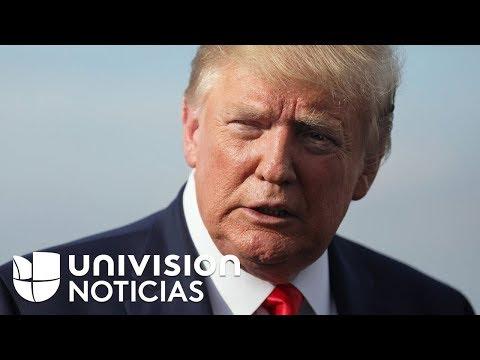 """Ante dudas de inversionistas sobre una recesión, Trump dice que la economía de EEUU """"es muy fuerte"""""""