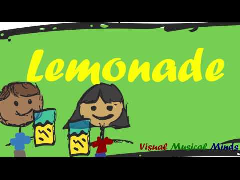Lemonade: So-Mi Song for Early Elementary
