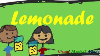 Lemonade: So-Mi Song for Early Elementary